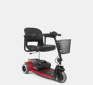 Scooter &amp;<br />Power Wheelchairs