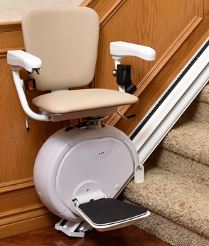 Savaria K2 Straight Stair Lift