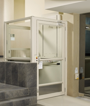Savaria V-1504 Vertical Platform Lift