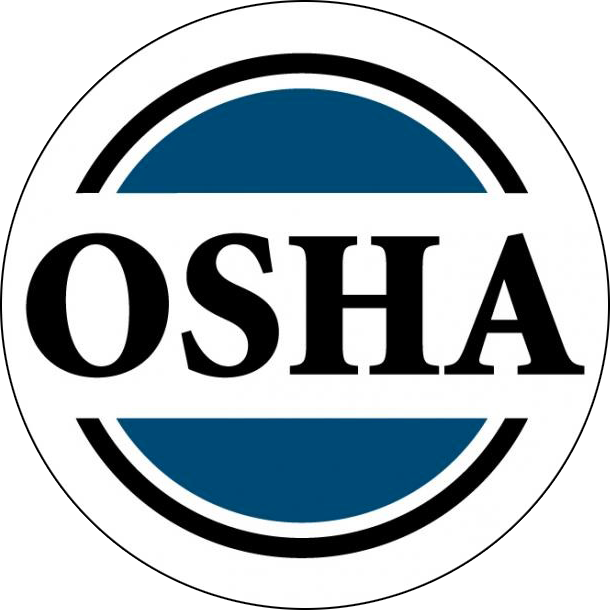 Occupational Safety and Health Administration (OSHA) Accredited