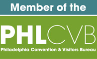 Member of the Philadelphia Convention and Visitors Bureau